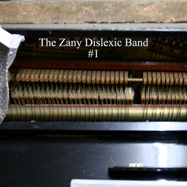 #1 - The Zany Dislexic Band