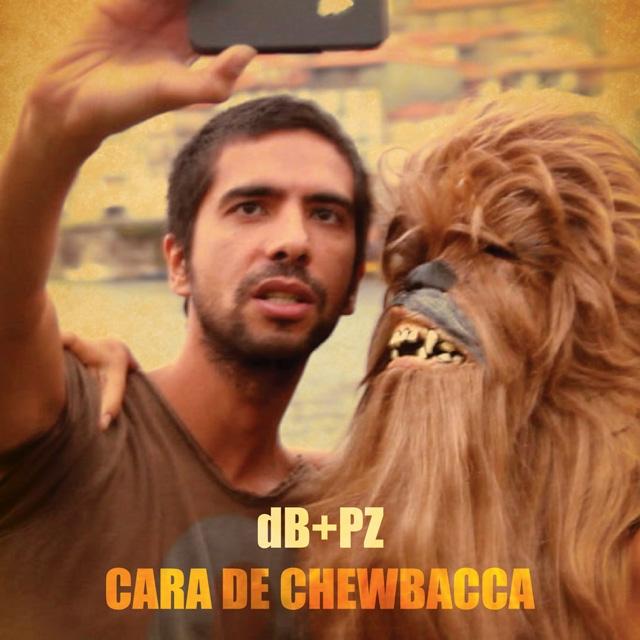 Cara de Chewbacca